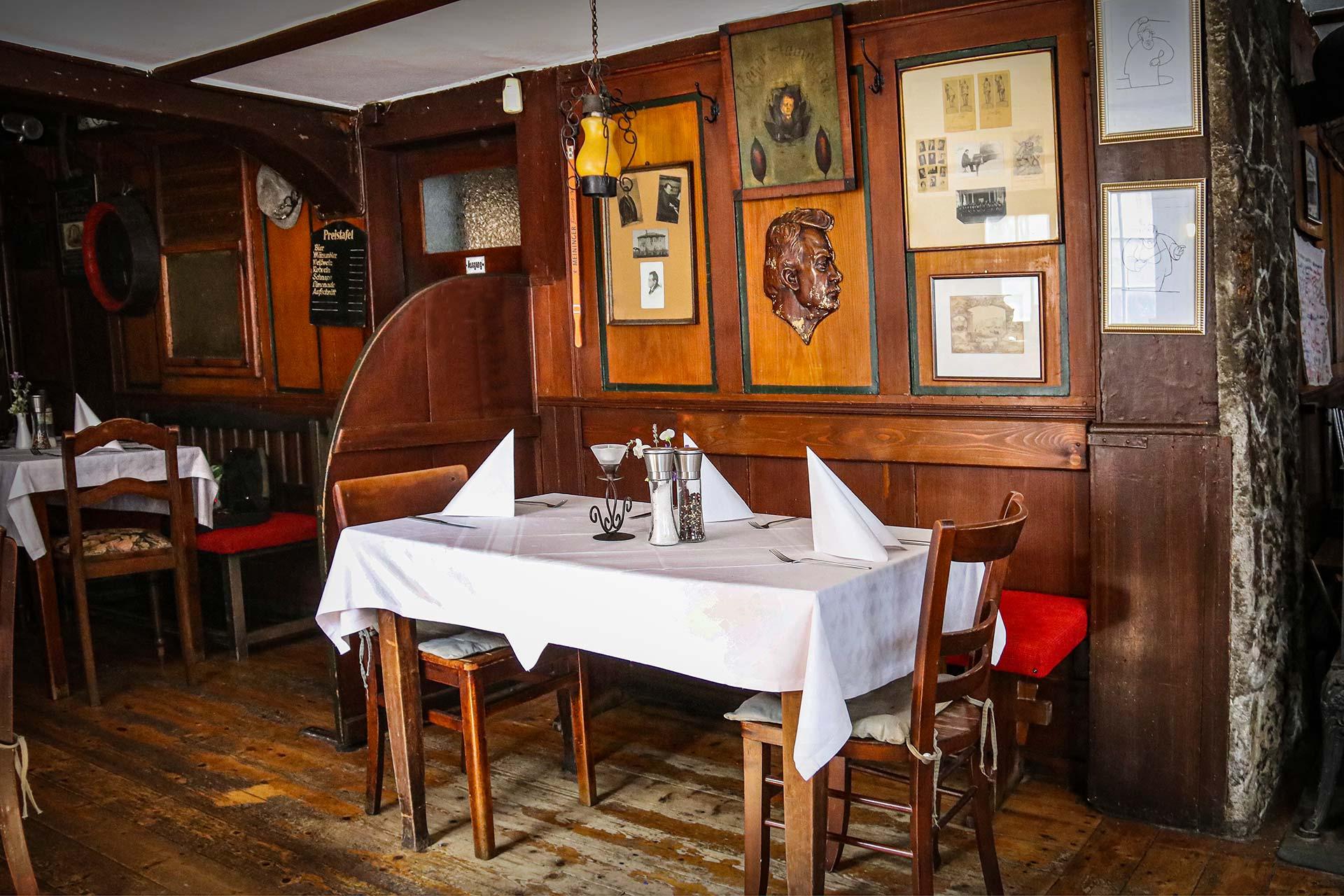 Restaurant - Max Reger Stammtisch